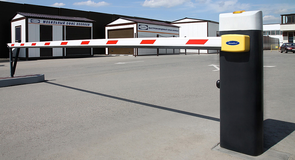 Шлагбаумы Barrier-4000/5000/6000PRO